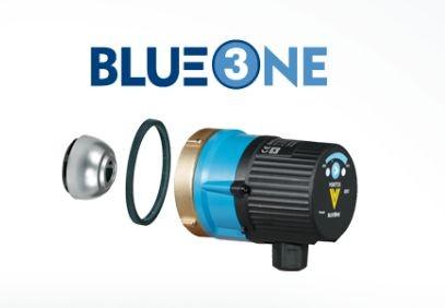 Vortex MOTOR für Trinkwasser Zirkulationspumpe mit Regelthermostat BWO 155 ERT