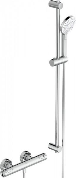 Ideal Standard Brauseset Idealrain Brausegarnitur mit T50 Thermostat A7218AA