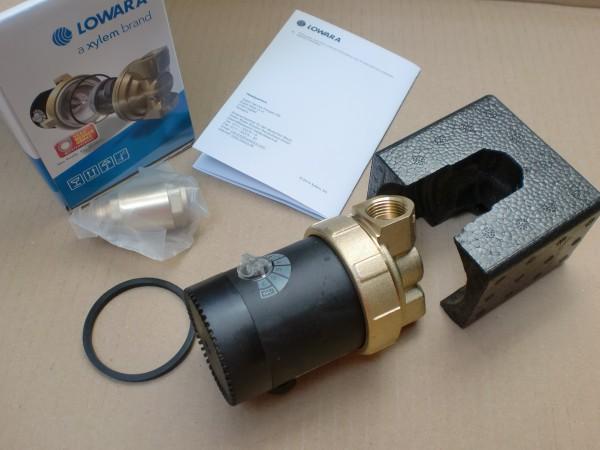 Concept Trinkwasser Zirkulationspumpe Ecocirc CZV 15-65 Brauchwasserpumpe