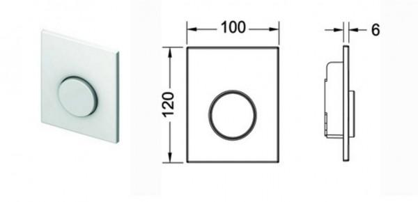 tece loop urinal bet tigung chrom gl nzend 9242626 pissoir. Black Bedroom Furniture Sets. Home Design Ideas